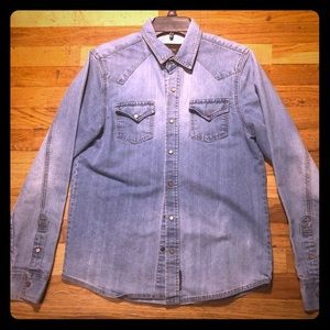 Other - Denim jacket from Ring of Fire.